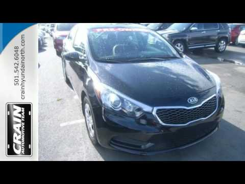 Used 2014 Kia Forte North Little Rock AR Jacksonville, AR #6HN8879A   SOLD