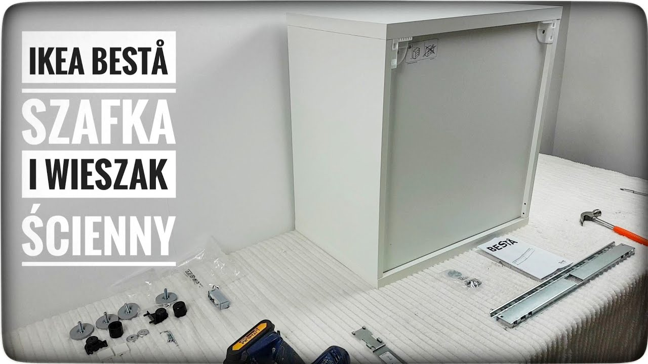 Ikea Bestå Hanging Cabinet Assembly Instructions