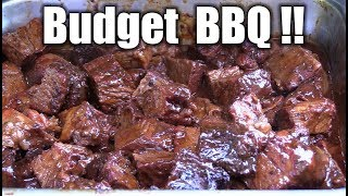 BBQ on a Budget - Barbecue Doesn't Have To Be Expensive - The Wolfe Pit