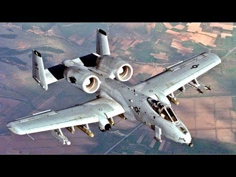 US Military SHOW OF MILITARY POWER flying A-10 Aircraft better value than F-35