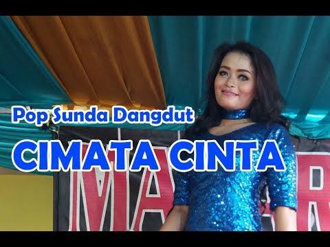 Pop Sunda Dangdut - Cimata Cinta penyanyi asli Rika Rafika