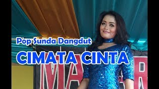 Pop Sunda Dangdut Bandung - Cimata Cinta penyanyi asli Rika Rafika