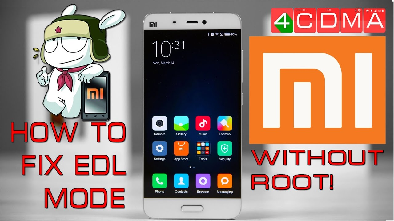 How to FIX EDL Download mode on ALL XIAOMI Redmi & Mi series | Locked  Bootloader and EDL mode