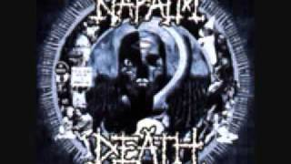 napalm death puritanical punishment beating