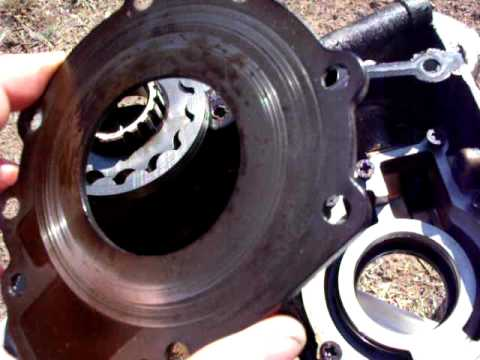 Land Rover Discovery >> land rover Oil Pump inspection discovery engine failure - YouTube