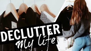 Declutter My Room With Me // HUUUGE CLEANOUT! /  Nika Erculj thumbnail