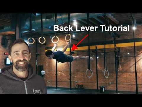 Full Back Lever