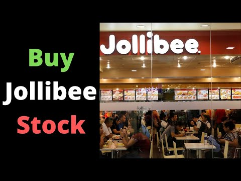 How to Buy Shares of Jollibee Stock
