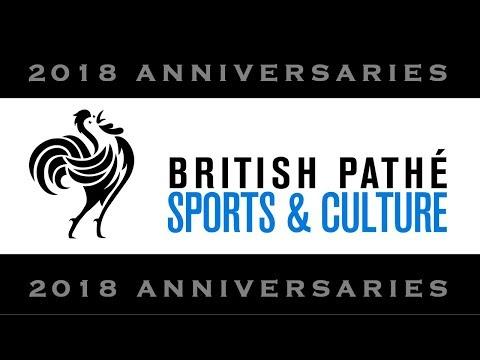 2018 Anniversaries - Sports & Culture