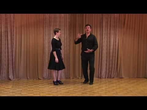 Swing Dancing: How to create a solid Core for Dynamic Swing Dancing