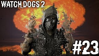 Video de EL LANZA GRANADAS DE WRENCH!   Watch Dogs 2 #23