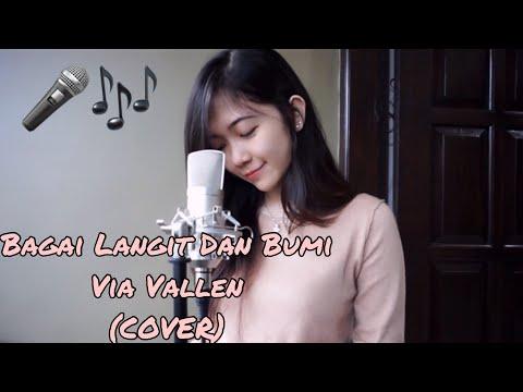 BAGAI LANGIT DAN BUMI - VIA VALLEN (COVER)