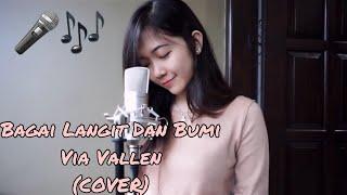Gambar cover BAGAI LANGIT DAN BUMI - VIA VALLEN (COVER)