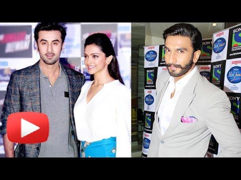 Ranbir, Deepika & Ranveer Singh In A Film ? MUST WATCH