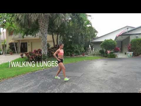 Beginners Outdoor / Home Workout