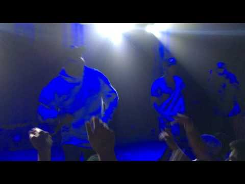 Grindin' - NF and Marty (Therapy Session Tour)