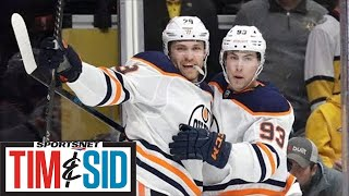 Draisaitl Focused On Making Playoffs And Blocking Out Hart Trophy Noise | Tim & Sid