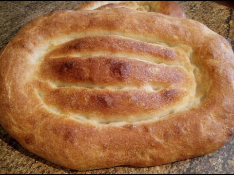 Матнакаш - Армянский Традиционный Хлеб (Մատնաքաշ)