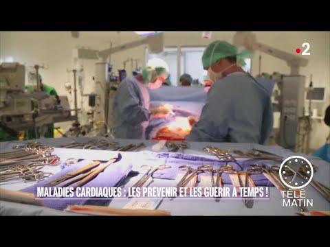 Santé - Maladies des valves cardiaques: les prévenir et les soigner à temps !
