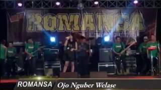 ROMANSA OJO NGUBER WELASE by ARIS SAGITA