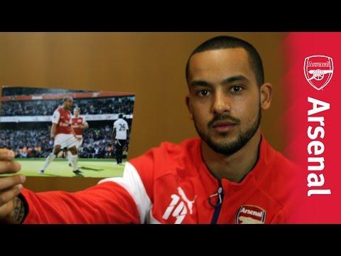 Theo Walcott: Arsenal Albums