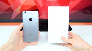 Space Gray iPhone 6 Plus Hands-On and Unboxing