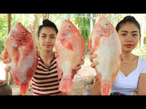 Yummy Cooking Grilled Fish Recipe - Cooking Skill