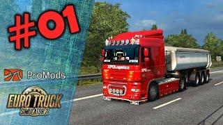 Euro Truck Simulator 2 | LBDT Le Routier Français #1 [FR ᴴᴰ]