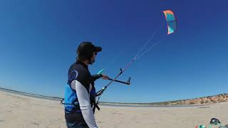17m Airush Ultra V2 Review and test - KiteBud Kitesurfing Lessons Perth