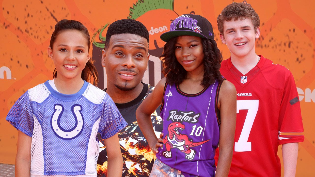 Nick Stars Reveal Fave Sports at Kids\' Choice Sports Awards - YouTube