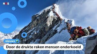 Gevaarlijk: Dodelijke ongelukken op Mount Everest