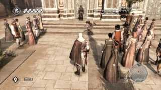 Приколы в Assassin's creed 2