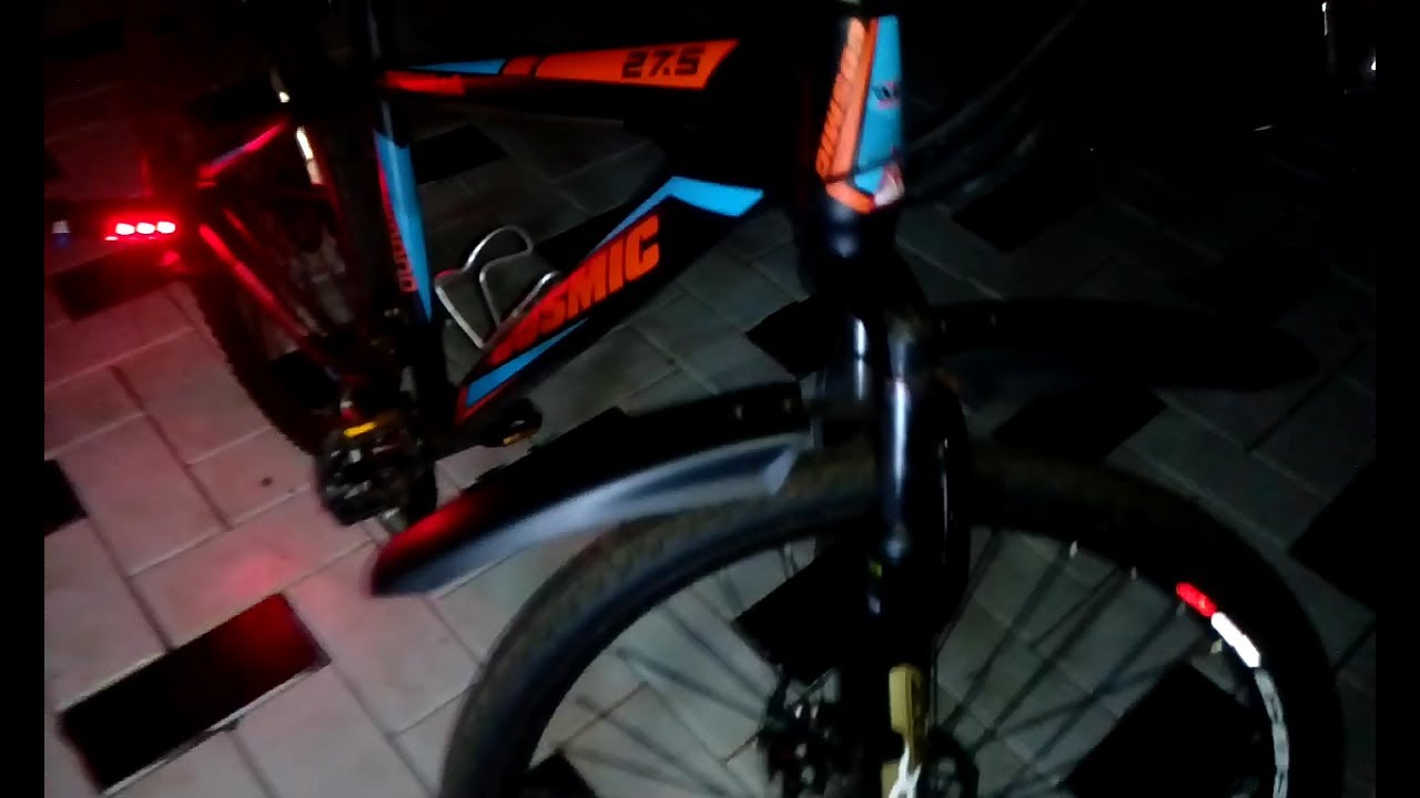 2476364151a COSMIC TRIUM 27.5 INCH MTB BICYCLE 21 SPEED - YouTube
