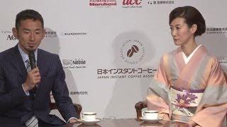 女優のともさかりえさんが11月27日、東京都内で行われた「インスタント...