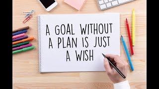 The Difference Between Goal Setting & Goal Planning