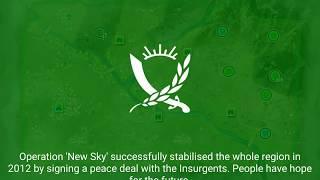 Rebel Inc. Saffron Fields (Level1) [Solution]