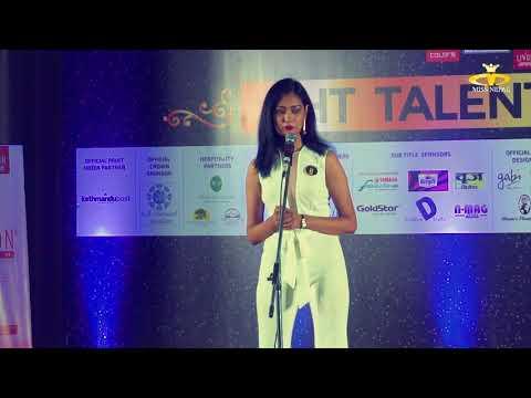 Miss Nepal 2018 Talent Round Priya Sigdel