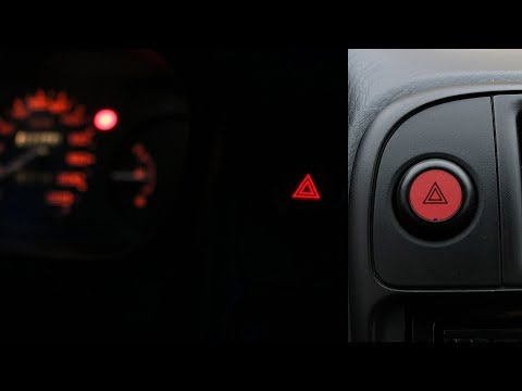 Honda Civic - Hazard Lights Button Light Replacement