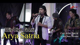 Arya Satria - Wes Oleh Ganti (New Monata) [OFFICIAL]
