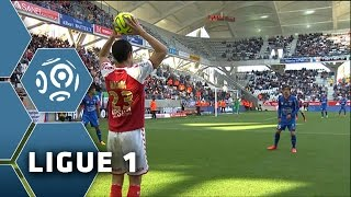 Video Gol Pertandingan OGC Nice vs Stade De Reims