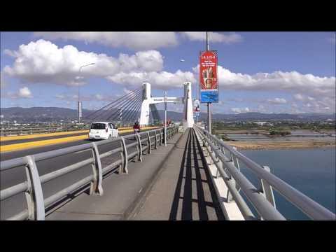 Mar.2017 Walk Mactan New Bridge Lapu-lapu to Mandaue Cebu
