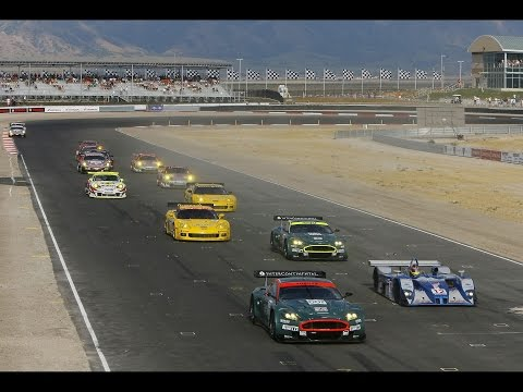 GT1 Laguna Seca Best Race ever !
