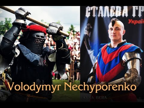Володимир Нечипоренко. Інтерв'ю. Ukrainian language.