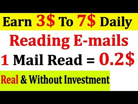 Volutic | Earn Money Reading E-mails | New Best Earning Website | Without Investment | In 2020