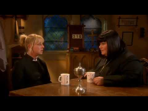 The Vicar Of Dibley   Sp06   emma Chambers and Dawn French