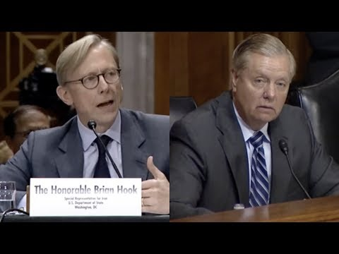 Graham abruptly leaves hearing during official's testimony