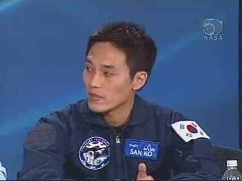1st South Korean Spaceflight Crew: Ko San