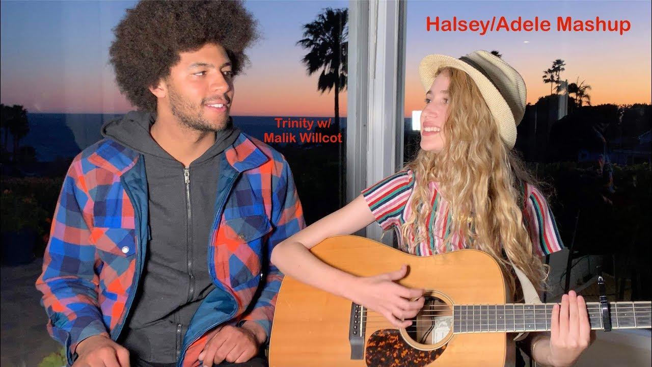 Halsey Adele Mashup - Trinity & Malik Willcot