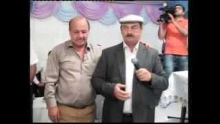 Hacı Ağaxan Abdullayev super bəy tərifi. 2014 Türkan-Raminin toyu.