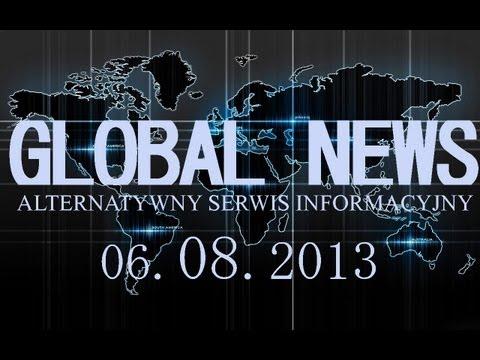 Global News 6.08.2013